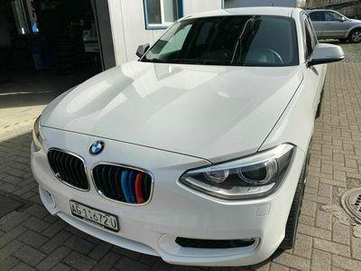 gebraucht BMW 118 1er i Urban Line