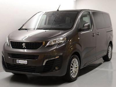 gebraucht Peugeot Traveller Standard 2.0 BlueHDi 180 Active S/S