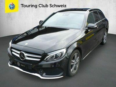 gebraucht Mercedes C200 AMG Line 7G-Tronic