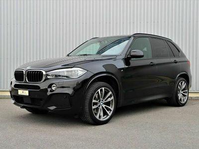 gebraucht BMW X5 xDrive 30d Pure M Sport Steptronic
