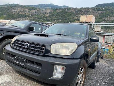 gebraucht Toyota RAV4 2.0 D4D Mountain