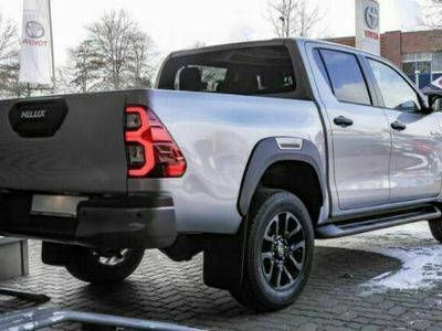 gebraucht Toyota HiLux Double Cab.-Pick-up 2.4 D-4D 150 Style