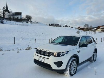 gebraucht Land Rover Discovery Sport 2.0 TD4 Pure AT9