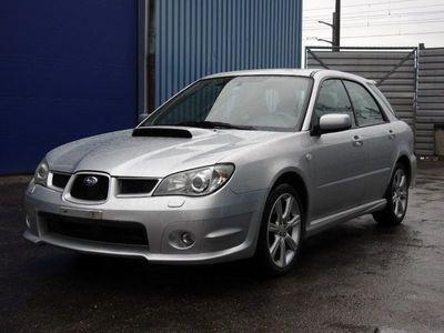 gebraucht Subaru Impreza 2.5 Turbo 4WD WRX