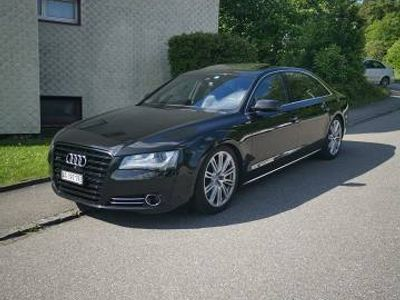 gebraucht Audi A8L 4.2 V8 Diesel quattro