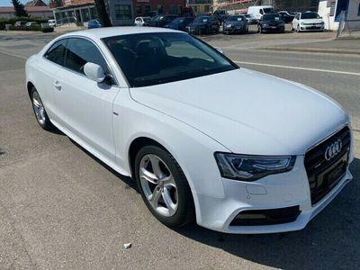 gebraucht Audi A5 Coupé 3.0 TDI quattro S-tronic