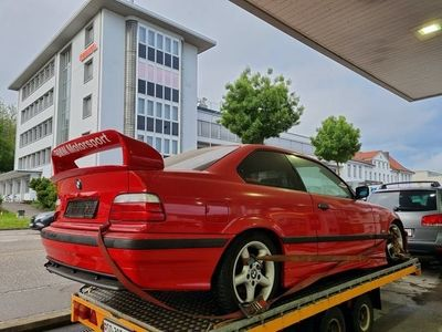 gebraucht BMW 318 3er E36 is Coupe