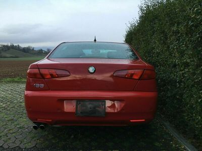 gebraucht Alfa Romeo 166 3.2 V6 24V