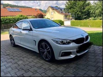 gebraucht BMW 420 Gran Coupé 4er d M Sport Steptronic