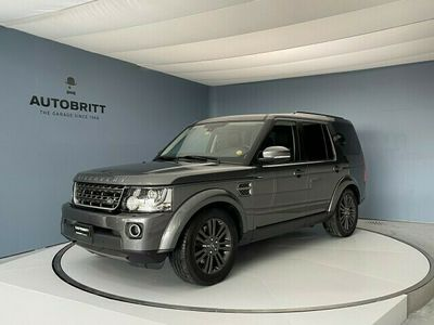 gebraucht Land Rover Discovery 3.0 SDV6 Graphite Automatic
