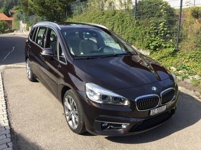 gebraucht BMW 220 Gran Tourer d xDrive Luxury Line Steptronic