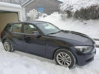 gebraucht BMW 116 1er d Urban Line (Limousine)
