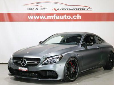 gebraucht Mercedes C63 AMG AMG S Coupé