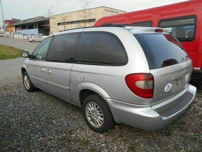 gebraucht Chrysler Voyager Grand Voy. 2.8 CRD LX