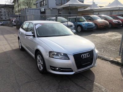gebraucht Audi A3 Sportback 2.0 TDI Attraction