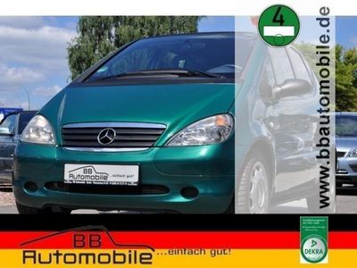 gebraucht Mercedes A140 * KLIMA**HALBAUTOMATIK