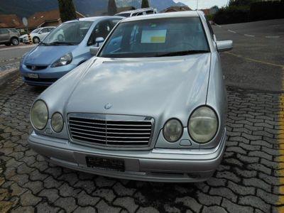 gebraucht Mercedes E50 AMG E-Klasse W210AMG