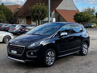 gebraucht Peugeot 3008 1.6 Blue HDI Sensation Tiptronic