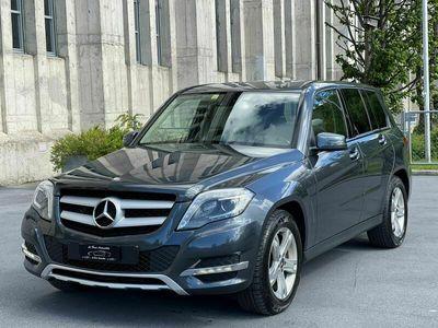 gebraucht Mercedes GLK220 CDI 4Matic 7G-Tronic
