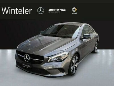 gebraucht Mercedes CLA200 d Urban