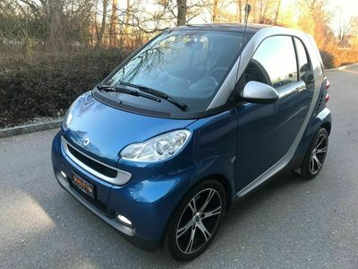 gebraucht Smart ForTwo Coupé passion cdi softouch