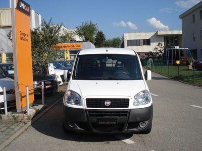 gebraucht Fiat Doblò Doblo1.4MPI CargoMaxi Swiss