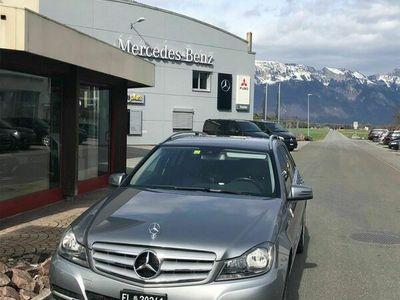 gebraucht Mercedes C250 C-Klasse C 250 CDI Avantgarde 4Matic 7G-Tronic C-KlasseCDI Avantgarde 4Matic 7G-Tronic