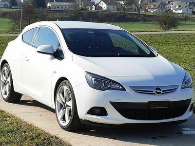 gebraucht Opel Astra GTC Astra GTC 1.6i 16V Sport1.6i 16V Sport