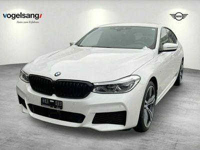 gebraucht BMW 640 6er d GT xDrive Steptronic