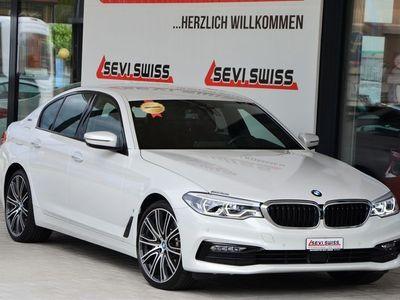 gebraucht BMW 530 e iPerformance Steptronic