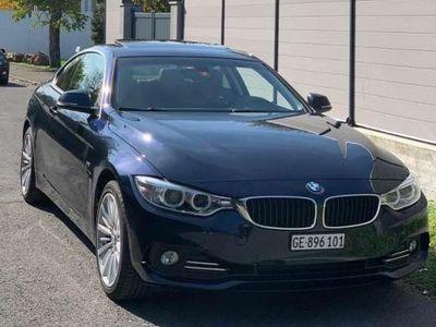 gebraucht BMW 428 4er Reihe F32 Coupé i xDrive