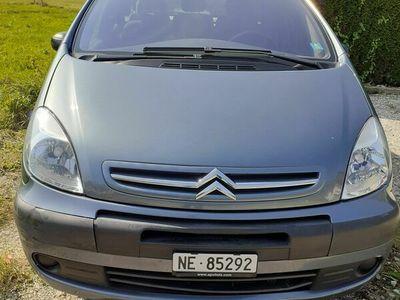 gebraucht Citroën Xsara Picasso 1.6i 110