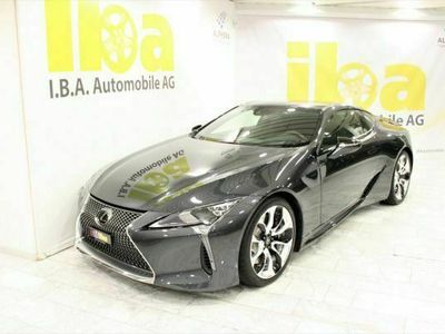 gebraucht Lexus LC 500 LC 500 V8 Sport+ Aut.V8 Sport+ Aut.