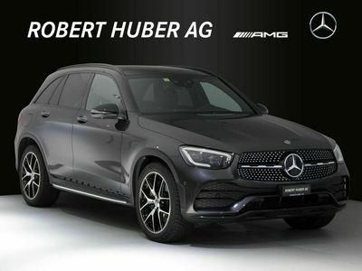 gebraucht Mercedes 400  GLCd AMG Line 4Matic