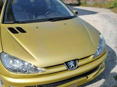 gebraucht Peugeot 206 SW 1.6 16V XS