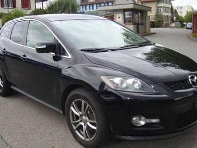 gebraucht Mazda CX-7 2.3T Exclusive