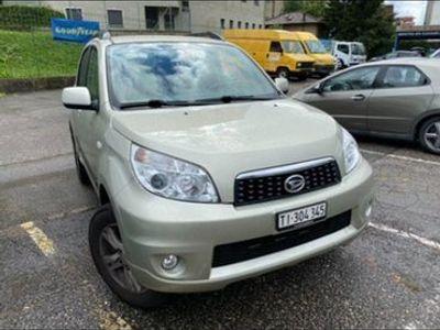 gebraucht Daihatsu Terios COME VISTO E PROVATO