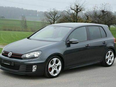 gebraucht VW Golf 2.0 TSI GTI