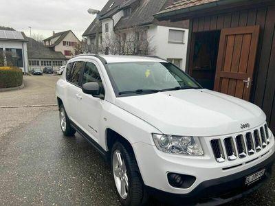 gebraucht Jeep Compass Compass Kompass limited 4×4 zum VerkaufKompass limited 4×4 zum Verkauf