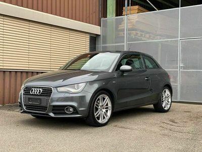 gebraucht Audi A1 1.6 TDI S-LINE