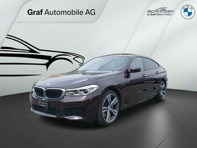 gebraucht BMW 640  i GT xDrive M-Sport