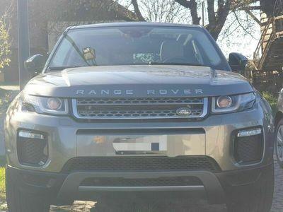 gebraucht Land Rover Range Rover evoque 2.0 TD4 SE Advantage AT9