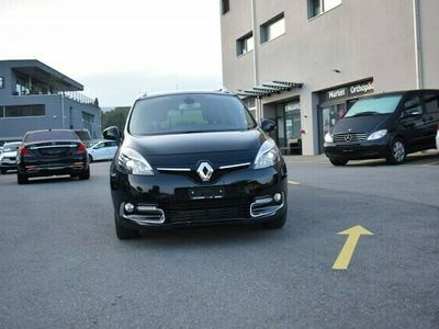 gebraucht Renault Grand Scénic 1.2 16V Turbo Energy