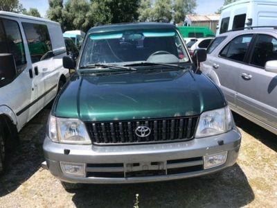 gebraucht Toyota Land Cruiser 300 3.0 TD Saloon