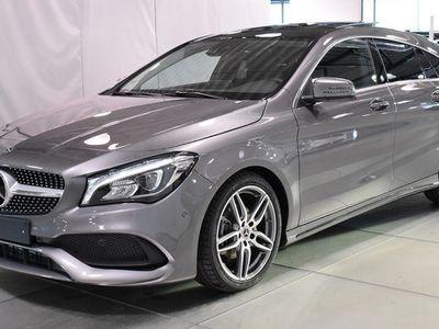 gebraucht Mercedes CLA220 Shooting Brake CLA-Klasse 4m