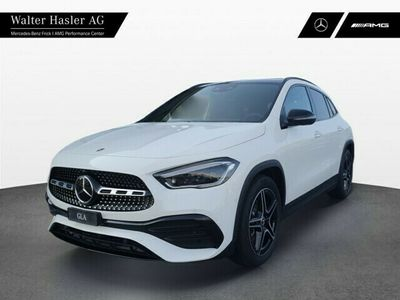 gebraucht Mercedes GLA250 GLA-Klasse4Matic AMG Line 8G-DCT