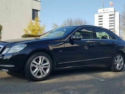 gebraucht Mercedes E200 E-KlasseCDI BlueEfficiency Avantgarde Automatic