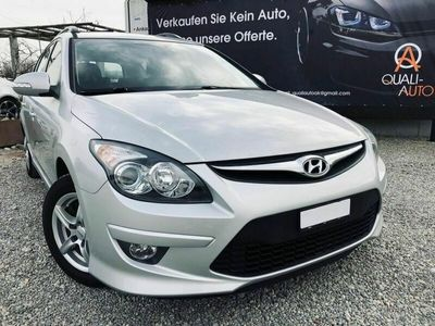 gebraucht Hyundai i30 Wagon 1.6 Swiss Plus Edition Automatic
