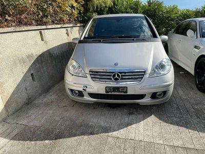 gebraucht Mercedes A200 A-Klasse Mercedesautomatic