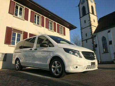 gebraucht Mercedes Vito 114 BlueTec Tourer Base L 7G-Tronic